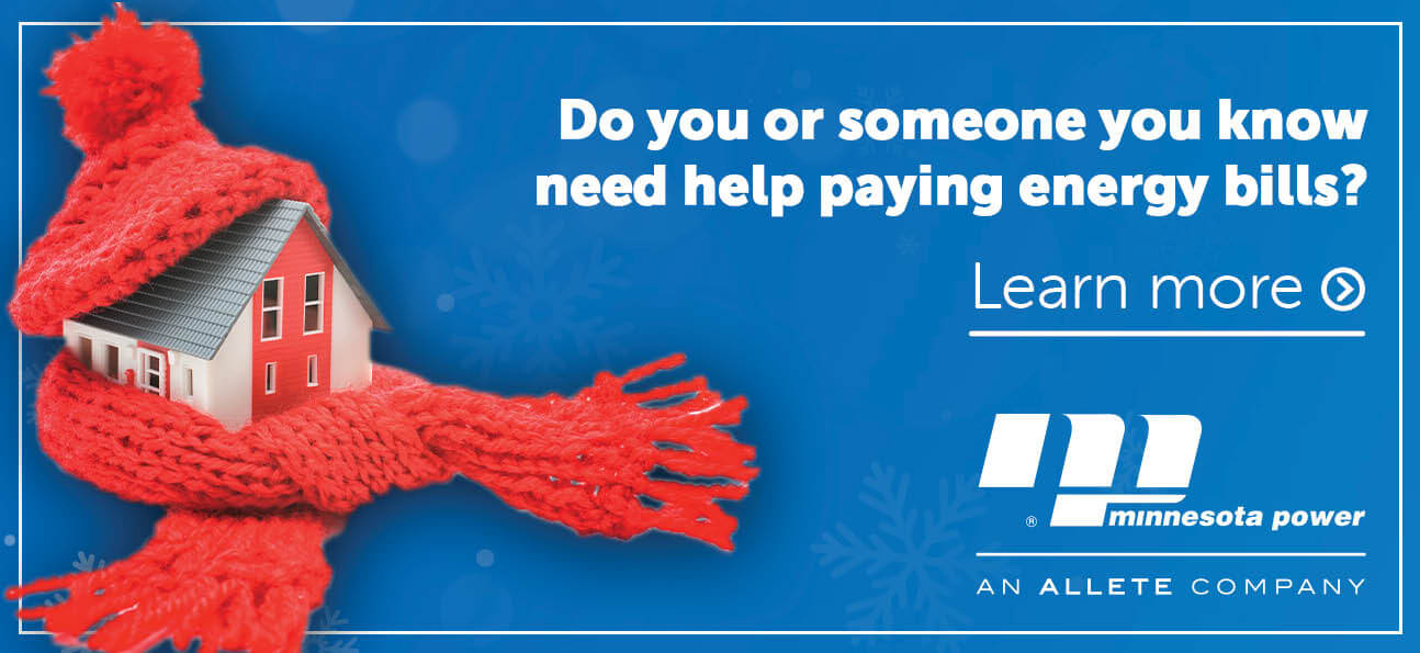Do you or someone you know need help paying energy bills? Learn more.