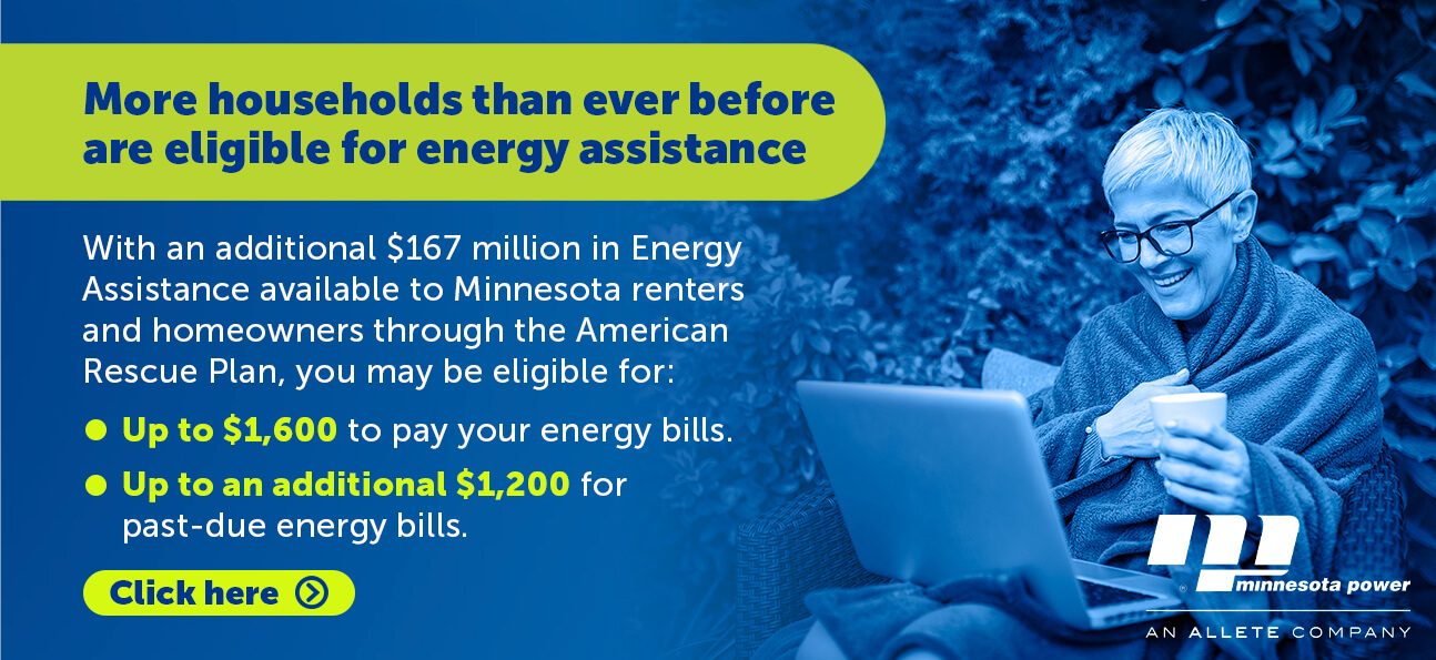 More households than ever before are eligible for energy assistance.