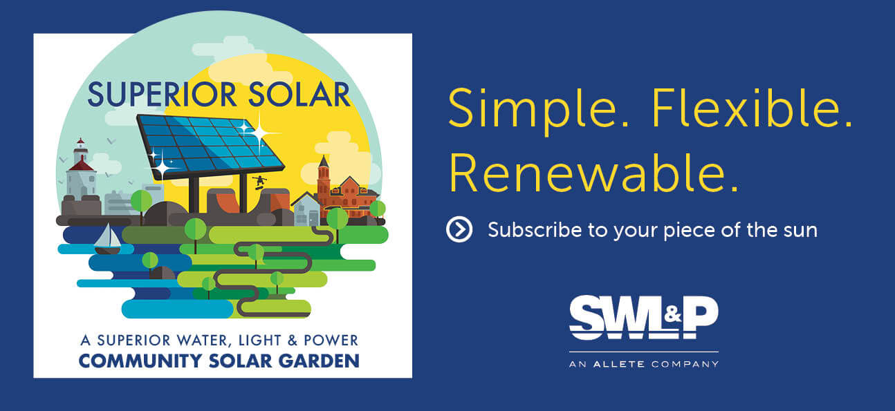 Simple. Flexible. Renewable. Subscribe to your piece of the sun.